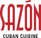 Sazon Cuban Cuisine Logo