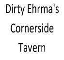 Dirty Ehrma's Cornerside Tavern Logo