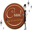 Ciao Cafe and Wine Lounge Logo