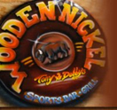 Wooden Nickel Sports Bar & Grill Logo