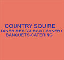 Country Squire Restaurant & Bakery Logo