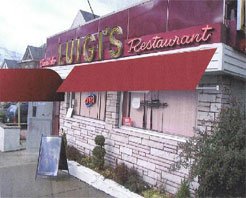 Luigi's Restaurant in Ridgefield Park, NJ at Restaurant.com