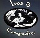 Los 3 Compadres Logo