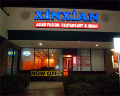 XinXian Asian Fusion Restaurant & Sushi in Garland, TX at Restaurant.com