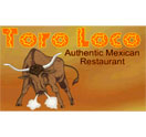 Toro Loco Authentic Mexican Restaurant Logo