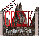 Best Greek Broiler & Grill Logo