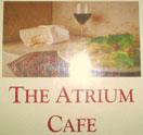 The Atrium Cafe Logo