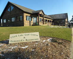 Domenick's @ Clark Lake Golf Course in Brooklyn, MI at Restaurant.com