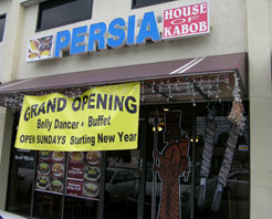 Persia House of Kabob in Tampa, FL at Restaurant.com