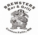 Brewster's Bar and Grill Logo