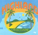 Highland Creole Cuisine Logo