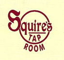 Squire's Tap Room Logo