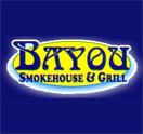 Bayou Smokehouse and Grill Logo