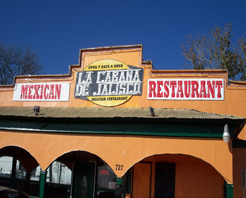 La Cabana de Jalisco in San Antonio, TX at Restaurant.com