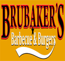 Brubaker's Barbecue & Burgers Logo