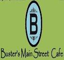 Buster's Main Street Cafe Logo