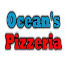 Ocean's Pizzeria Logo