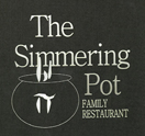 The Simmering Pot Logo
