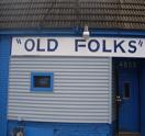 Tony's Old Folks Restaurant & Lounge Logo