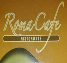 Roma Cafe Ristorante Logo