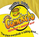 $5 Gift Certificate For $2 at Comeketo Restaurant - Brazilian Food.
