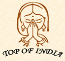 Top of India Logo