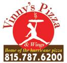 Vinny's Pizza Logo