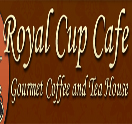 Royal Cup Cafe Logo