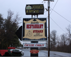 Johns Family Restaurant Steaks & Seafood in Charles Town, WV at Restaurant.com