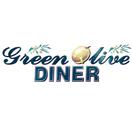 Green Olive Diner Logo