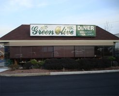 Green Olive Diner in Meriden, CT at Restaurant.com