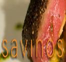 Savinos Grill Logo