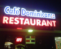 Cafe Dominican Restaurant in Norcross, GA at Restaurant.com