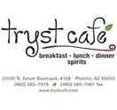 Tryst Cafe Logo