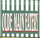 OLDE MAIN EATERY Logo