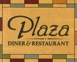 Plaza Diner Logo