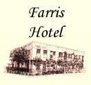 Farris Hotel Logo